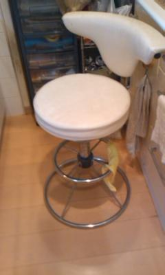 調理用椅子