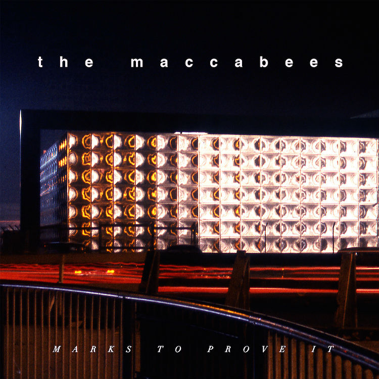 The Maccabees_Marks To Prove It_album artwork