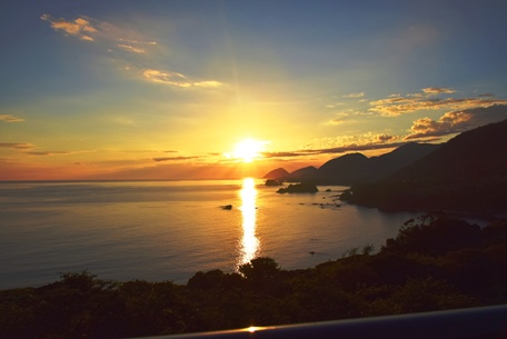 丹後松島の朝