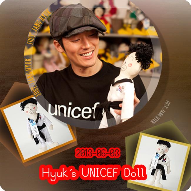 장혁 チャンヒョク チャン・ヒョク janghyuk 张赫 UNICEF