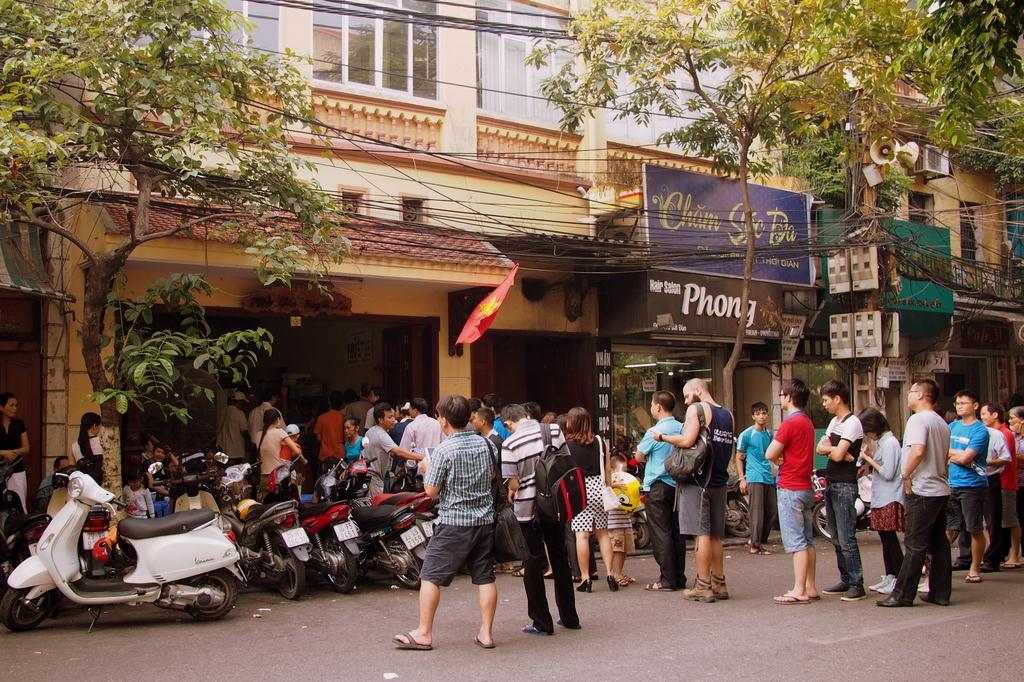 ■ Pho Gia Truyer / Hanoi
