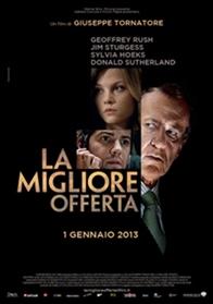 『鑑定士と顔のない依頼人』 (2013/イタリア) ※ネタバレにご注意を ラストに触れています