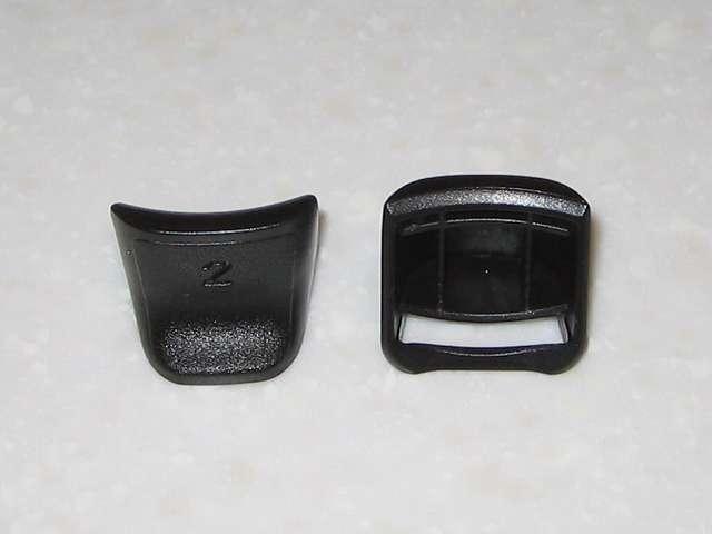 DS3 Dualshock3 デュアルショック3 Wireless Controller Black CECHZC2J A1 アタッチメント用 アクラス PS3用 コントローラーキャップセット L2・R2 ボタン用トリガーキャップ