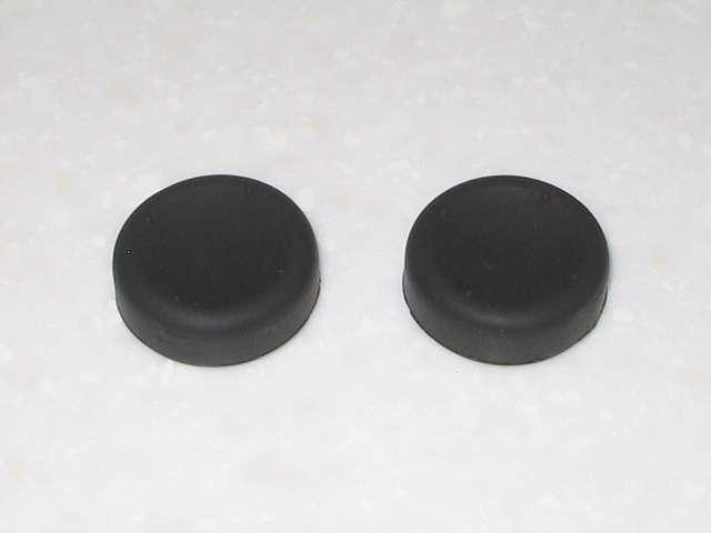 DS3 Dualshock3 デュアルショック3 Wireless Controller Black CECHZC2J A1 アタッチメント用 アクラス PS3用 コントローラーキャップセット アナログスティック用キャップ(ノーマルタイプ) 表面