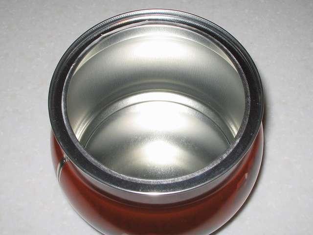 コペンハーゲン チョコチップクッキー 250g パッケージ缶 洗浄後