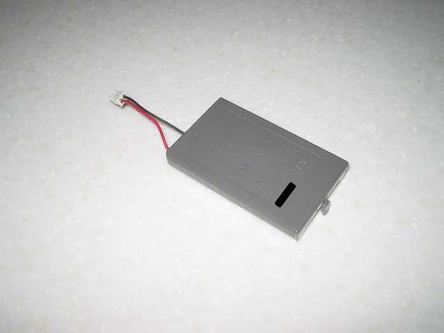 DS3 Dualshock3 デュアルショック3 Wireless Controller Black CECHZC2J A1 リチウムイオンバッテリー取り外し作業 電子回路基板から取り外したリチウムイオンバッテリー