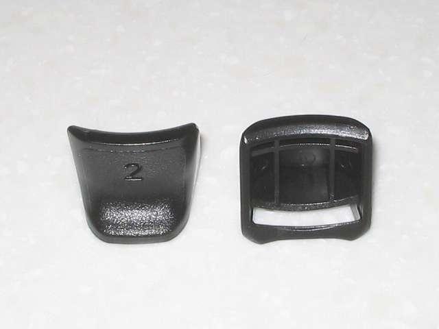 DS3 Dualshock3 デュアルショック3 Wireless Controller Black CECHZC2J A1 アタッチメント用 デイテル・ジャパン PS3用 アナログスティックカバープラス L2・R2 ボタントリガーパッド