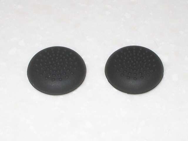 DS3 Dualshock3 デュアルショック3 Wireless Controller Black CECHZC2J A1 アタッチメント用 デイテル・ジャパン PS3用 アナログスティックカバープラス アナログスティックカバー ブツブツタイプ 表面
