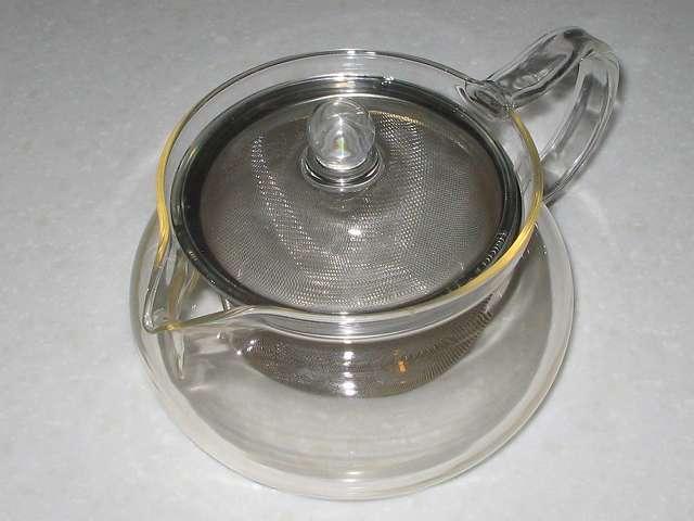 HARIO 茶茶急須 丸 450ml CHJM-45T 2007年 購入