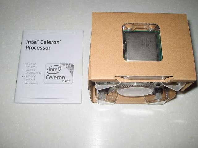 Intel Celeron G540 中身 その 2