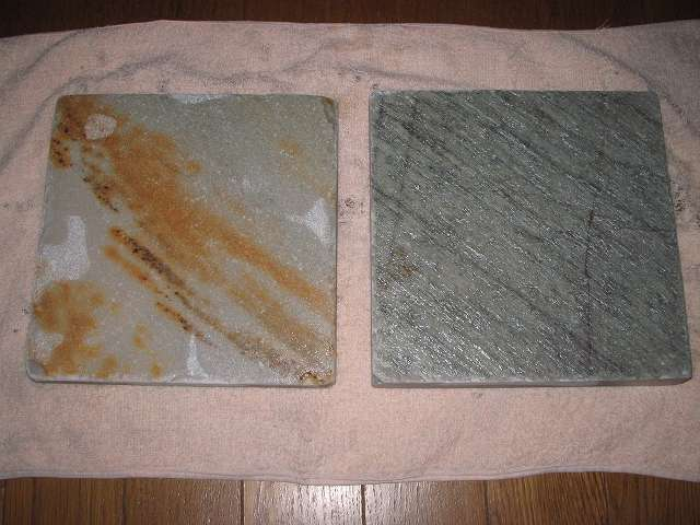 Antec Three Hundred Two AB 振動対策、敷石 鉄平石 ピンコロ 石材 とっても綺麗なイエロー鉄平石 st13 20cm×20cm×約3cm前後 水洗い洗浄して丸 1 日放置して自然乾燥