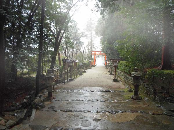 霧の大田神社