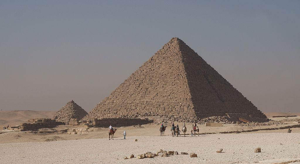 メンカウラー王のピラミッド_2