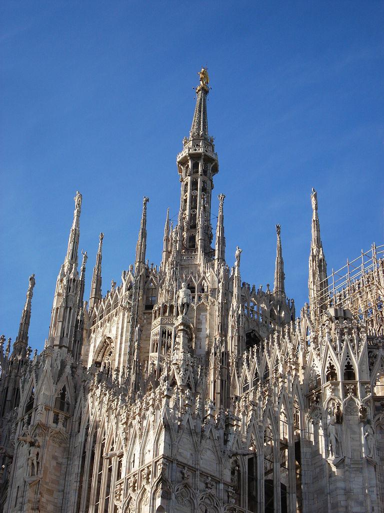 ミラノ大聖堂_4