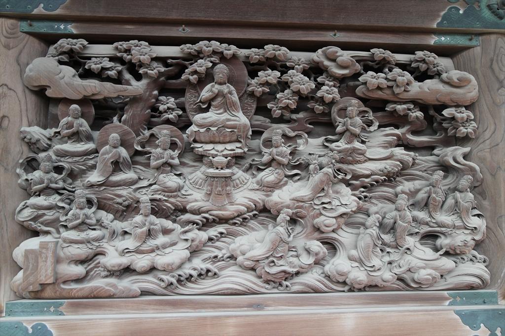 第十二:提婆達多品(だいばだったほん)『龍女成佛の図』_1