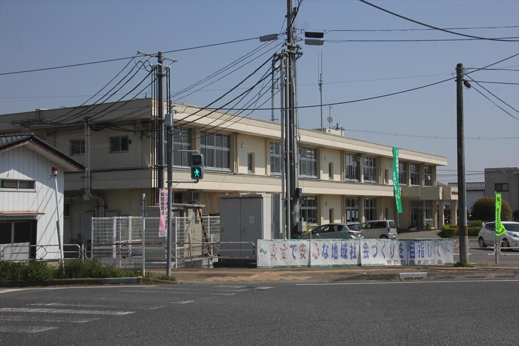 元の鹿島町役場