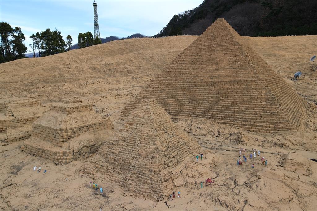メンカウラー王のピラミッド_1