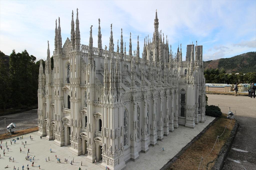 ミラノ大聖堂_2