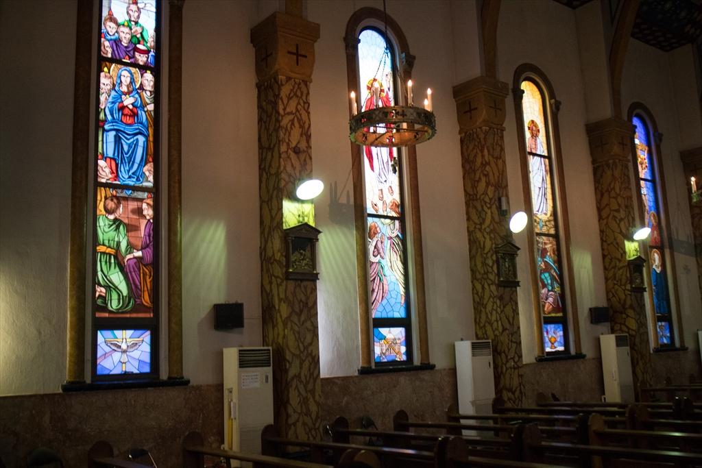 カトリック碑文谷教会(サレジオ教会)にて_3