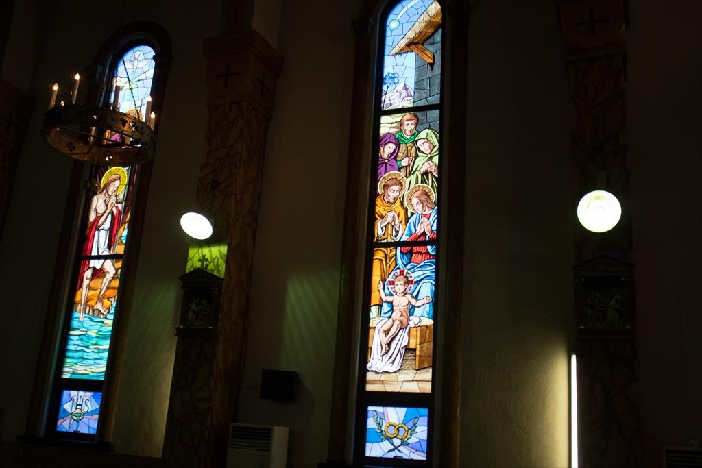 カトリック碑文谷教会(サレジオ教会)にて_4
