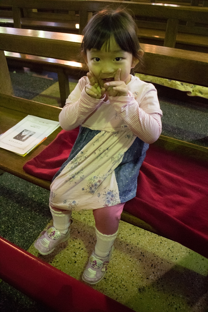 カトリック碑文谷教会(サレジオ教会)にて_5