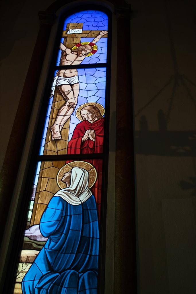 カトリック碑文谷教会(サレジオ教会)にて_9