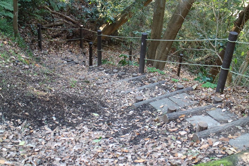 小坪階段道