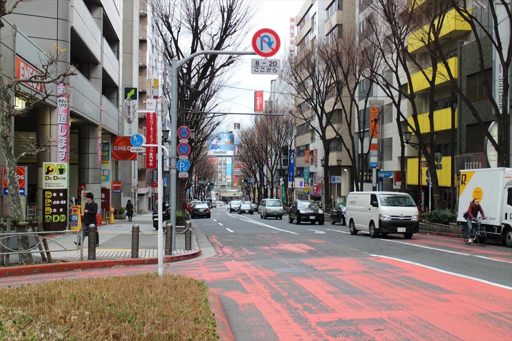 渋谷駅近辺の様子_2