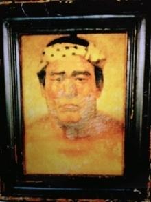 肖像画伝吉