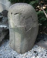 1千葉・本行徳八幡神社 (2)