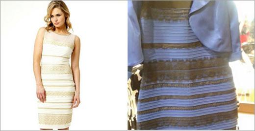 あの青と黒のドレスの話