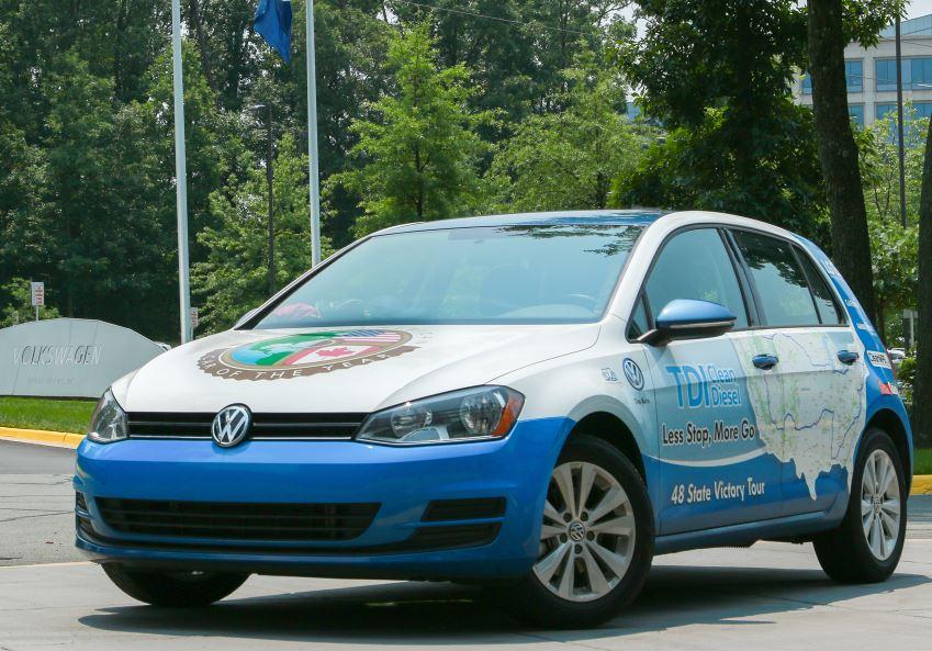 VW GOLF ECORUN