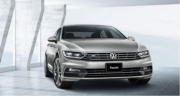 VW 新型パサート