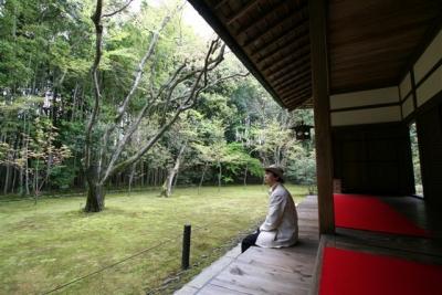 高桐院-庭