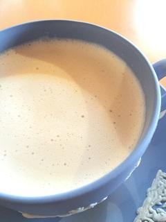 喫茶 クローク ホットカフェオレ