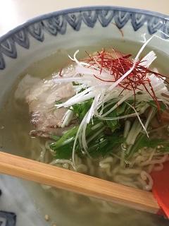 鯛ラーメン 大漁 鯛ラーメン(塩)