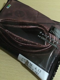 ファミマカフェドーナツ チョコチュロッキー