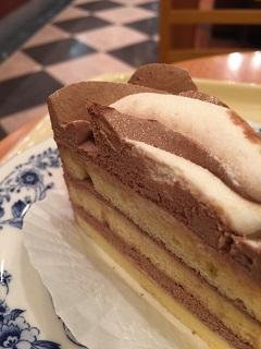 ドトールコーヒーショップ ショコラケーキ
