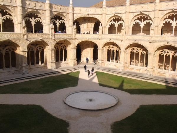 12ジェロニモス修道院