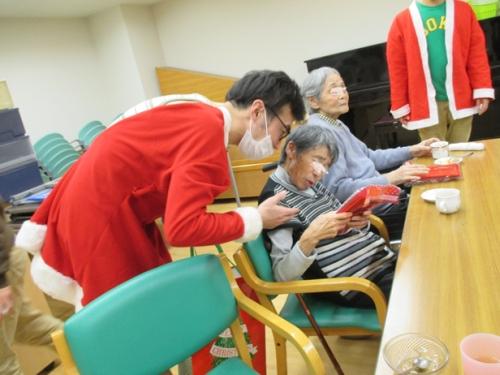 20141226 戸田川 デイ クリスマス会②2