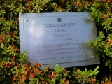 JR高円寺駅 風の塔 説明