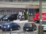 JR酒田駅 D51 1133号機動輪