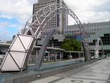 JR札幌駅 アーチ