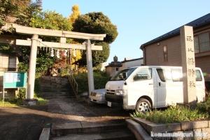 正八幡神社(文京区関口)1