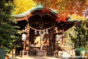 正八幡神社(文京区関口)10