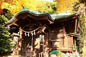 正八幡神社(文京区関口)12