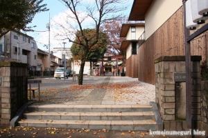 須賀神社(新宿区須賀町)1