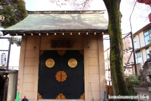 須賀神社(新宿区須賀町)8
