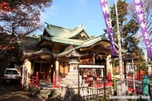 須賀神社(新宿区須賀町)12