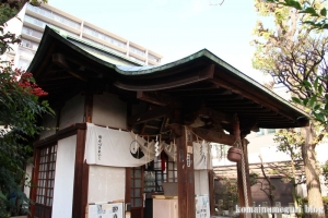 お岩稲荷(新宿区左門町)8